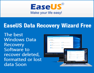 One-stop data recovery freeware to recover lost data