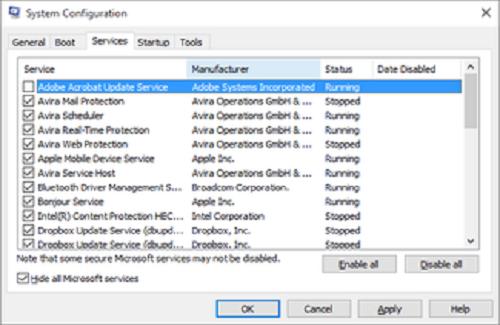 Adobe Acrobat Update Service