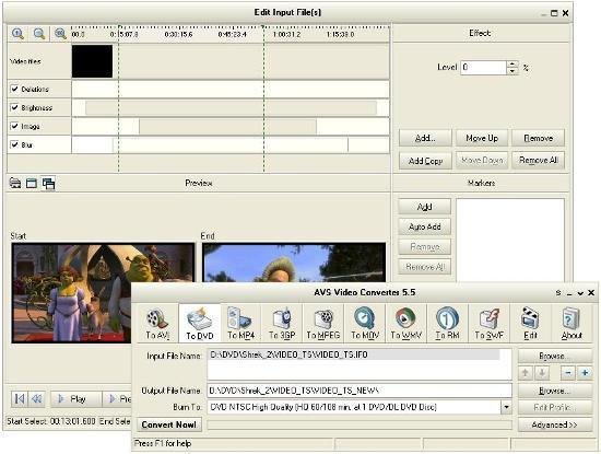 1st AVS Video Tools