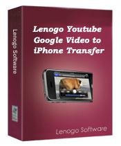 1st Lenogo Youtube/Google Video-iPhone
