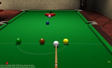 Download 3D Online Snooker