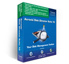Acronis Disk Director Suite windstorm