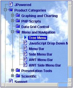Download Advanced Treeview Java Tree Menu