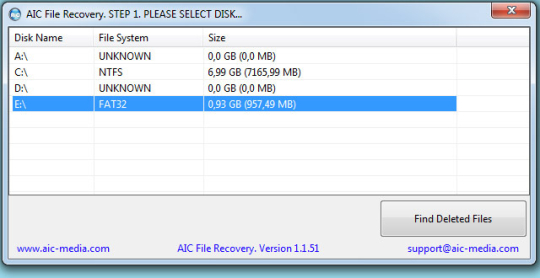 How to Recover Deleted Files from the SD card