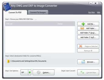 Download Any DWG and DXF to Image Converter 2014