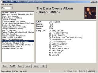 Download AudioList Plus