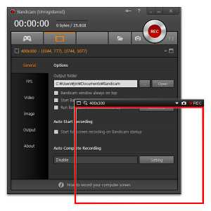 Download Bandicam Screen Recorder