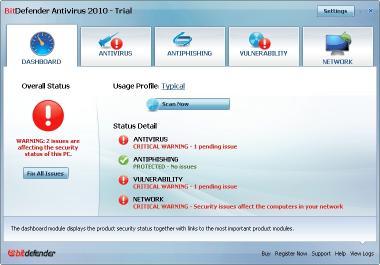 Download BitDefender Antivirus