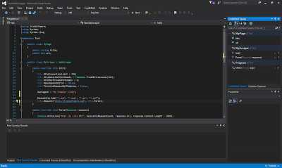 C# Web Scraping Library