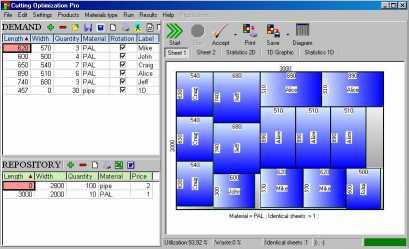 Download Cutting Optimization pro