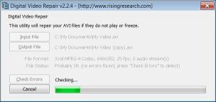 Download Digital Video Repair