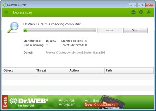 Download Dr.Web CureIt