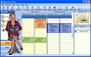 Download eReminder Sp1 - Easy Planner Secretary