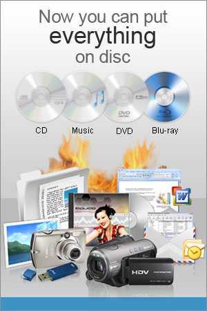 Download Express Burn DVD Burning Software