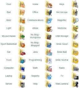 Extra Folder Icons