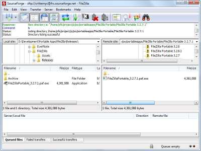 Download Filezilla
