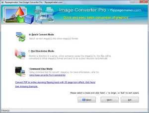 FlipPageMaker Free Image Converter