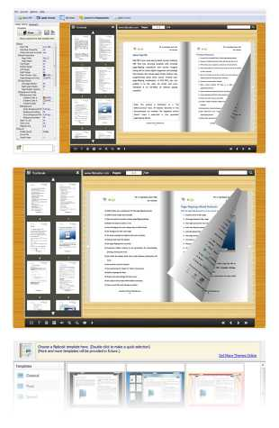 Flippagemaker Free PDF to Flash