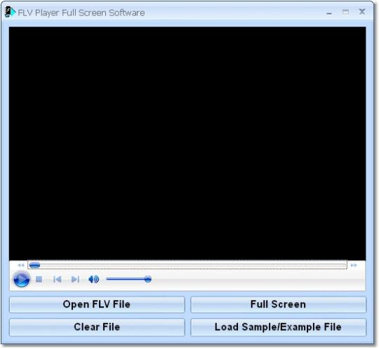 how to play flv files on windows 7