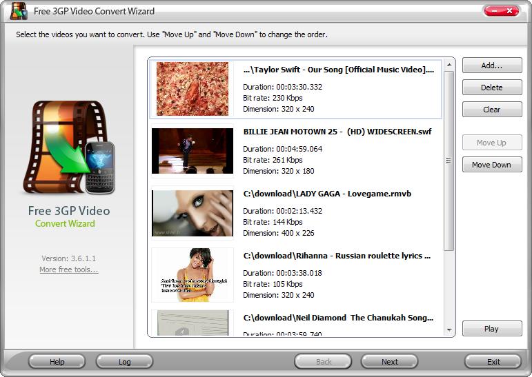 Скачать видео в формате 3gp 3gp бесплатно