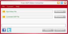 Free 3GP Video Converter by Soft-For-Free.com
