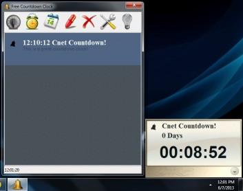 Download Free Countdown Clock