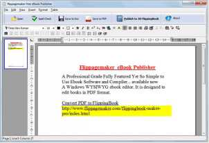 Free eBook Publisher