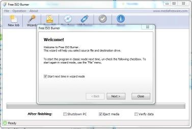Download Free ISO Burner