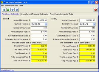 Download Free Loan Calculator