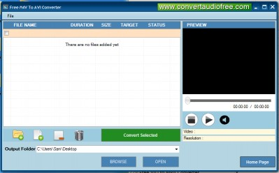 Download Free M4V to AVI Converter Pro