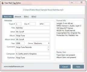 Download Free MP3 Tag Editor