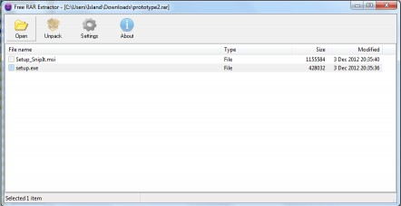 Download Free RAR Extractor