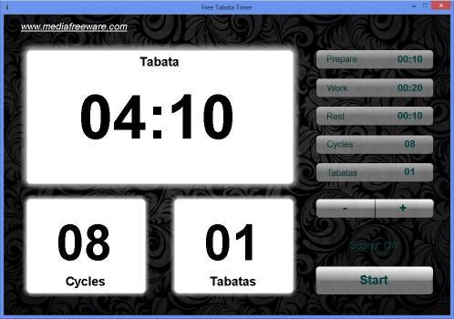 Download Free Tabata Timer