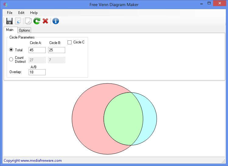 Free Venn Diagram Maker Standaloneinstaller