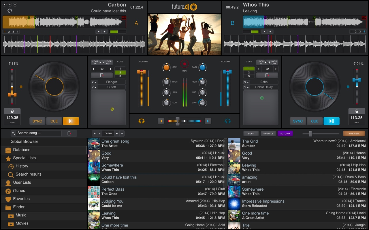 Dj Video Mixer Software Download