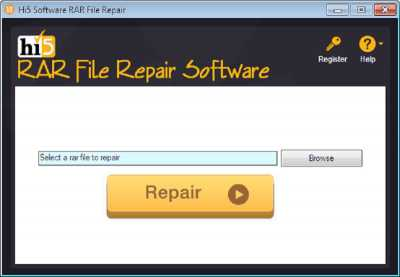 Hi5 Software RAR File Repair