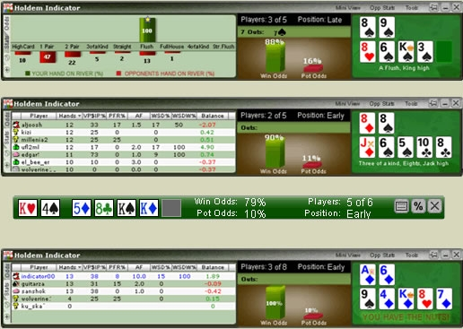 Holdem poker training software