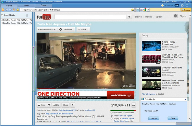 Free YouTube Download - downloadcnetcom