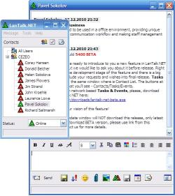 Download LanTalk NET