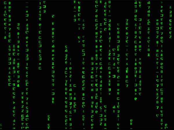 Matrix Code Animated Wallpaper