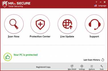 Max Total Security for Windows