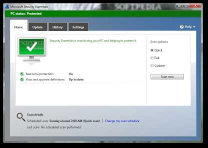 Microsoft Security Essentials (64-bit)