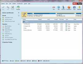 Download MiniTool Partition Wizard Home Edition
