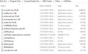 Download MKV Codec