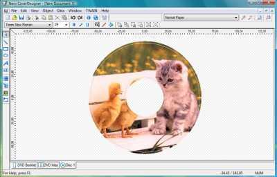 Download Nero CoverDesigner