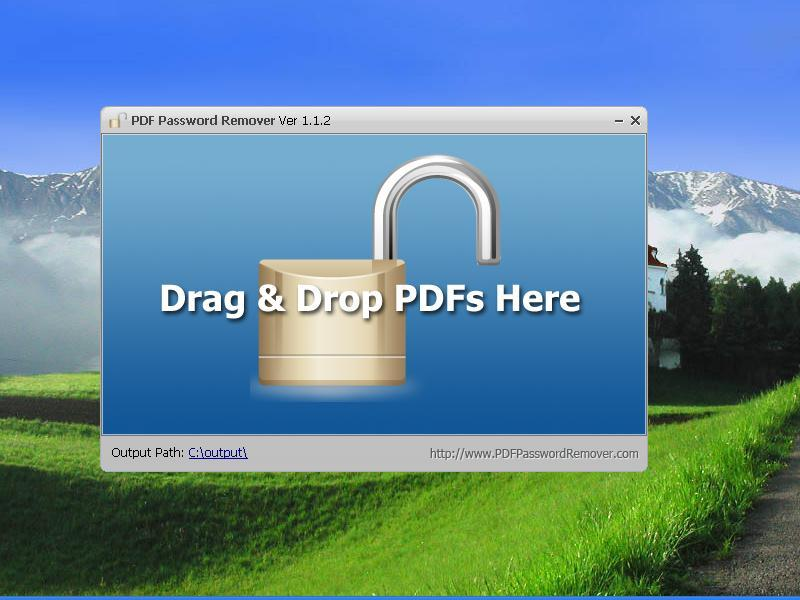 how to remove password from pdf video