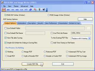 Download PDFill FREE PDF and Image Writer