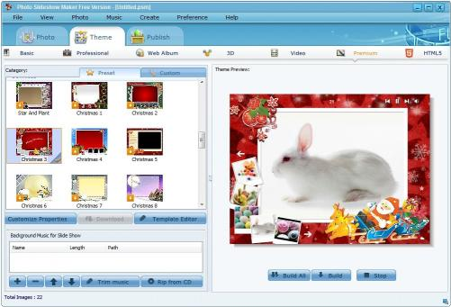 Download Photo Slideshow Maker Free Version