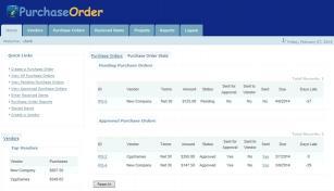 Download Purchase Order Program v4