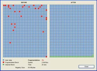 Download Registry Defragmentation